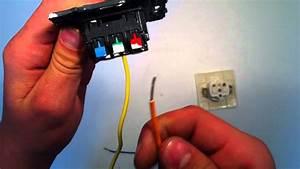 Norme Branchement Four Electrique : installation prise lectrique bricolage lectrique ~ Premium-room.com Idées de Décoration
