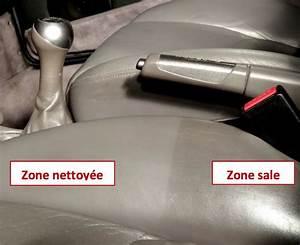 Nettoyer Siege Cuir Voiture : comment nettoyer l interieur cuir d une voiture ~ Gottalentnigeria.com Avis de Voitures