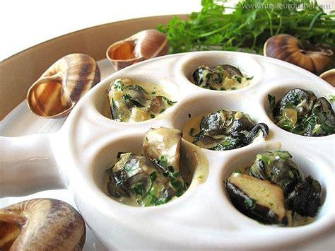 cuisiner les escargots 1000 idées sur le thème cassolette d 39 escargot sur