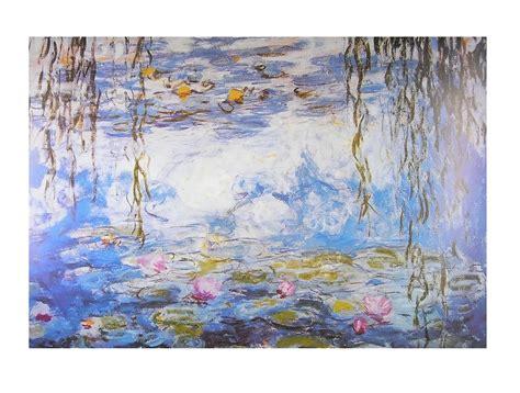 Kunstdrucke Bestellen by Claude Monet Wasserlilien Poster Kunstdruck Bei
