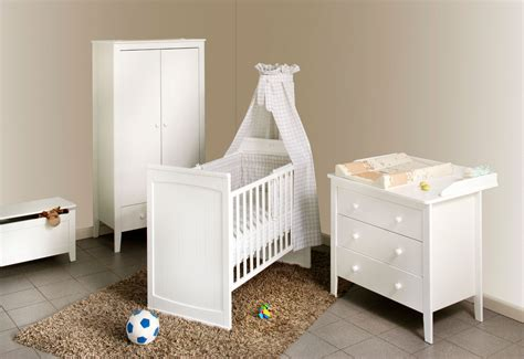 chambre bébé pas cher complete chambre bébé complète coloris blanc maelys chambre bébé