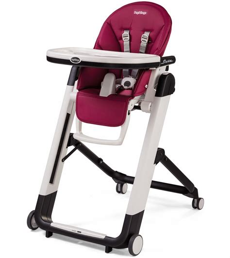 chaise haute peg perego siesta peg perego siesta high chair berry