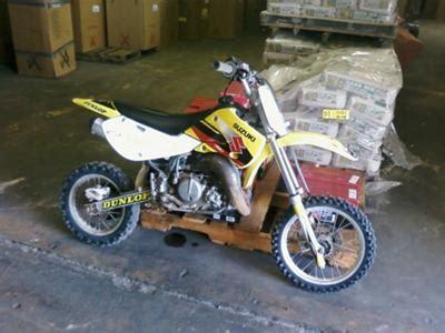 suzuki motocross bikes for sale 2003 suzuki rm 65 dirt bike for sale