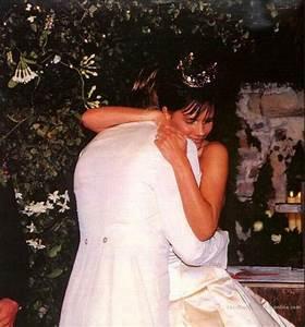 Los Beckham comparten fotos de su boda para celebrar su ...