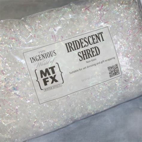 iridescent shred mtfx special effects online shop