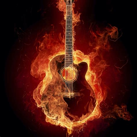 Animated Guitar Wallpaper - acoustic guitar wallpaper hd 69 images