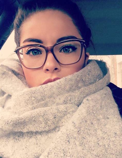 makeup tips  women  wear glasses pretty designs