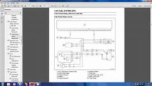 Hyundai Fuel Pump Wiring Diagram