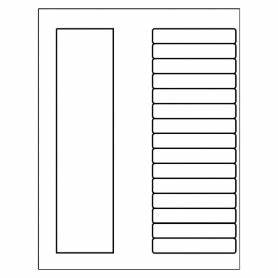 templates ready index dividers toc classic 15 tab With avery 15 tab dividers