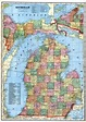 State Map, Atlas: Kent County 1907, Michigan Historical Map