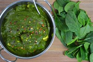 Palak Paneer Recipe   Indian Cheese & Spinach Curry – Dont ...