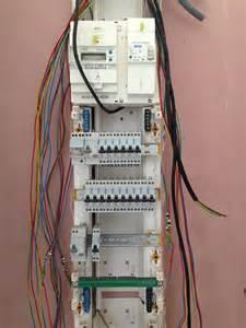 Cablage Tableau Electrique Triphasé by Indogate Com Tableau Electrique Salle De Bain