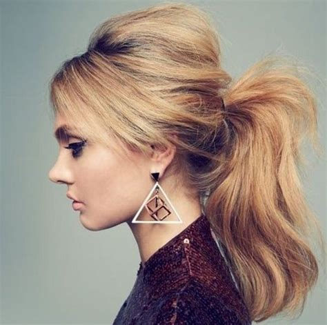 Ponytail Hairstyles by 6 Reasons The High Ponytail Is Your Go To Hairstyle This