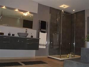 luminaire pour douche italienne 2017 et eclairage meuble With idee salle de bain italienne