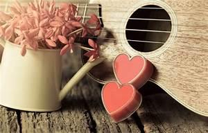 Wallpaper Flowers  Heart  Love  Vintage  Heart  Romantic