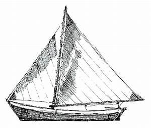 Simple Boat Drawing At Getdrawings