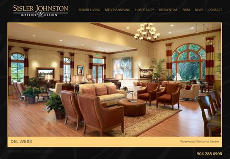 Sisler Johnston Interior Design Announces New Website