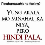 Tagalog Break up love ...