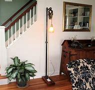 Vintage Industrial Floor Lamp