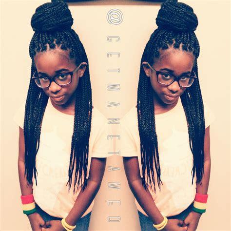 kids box braids braids and marley twists havana twists