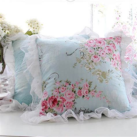 shabby chic curtains and cushions victorian ruffle cushion cover ruffles victorian and pillows