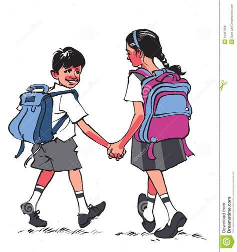 going to school clipart clipart suggest