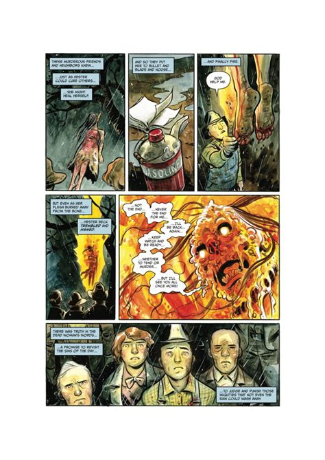 harrow county volume  countless haints tpb profile