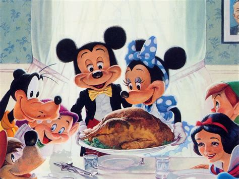 Disney Thanksgiving Background Wallpapers 16425