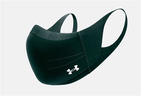 Preorder the Under Armour face mask that sold out in less