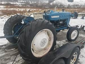 Ford Tractor Salvage Yards