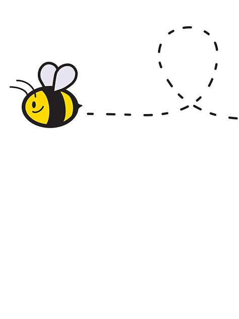 quot cute bee top quot stickers by ine spee redbubble