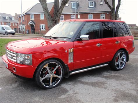 Land Rover Range Rover Modification by Rimcityuk 2004 Land Rover Range Rover Specs Photos