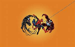 Spiderman Venom Carnage Wallpaper