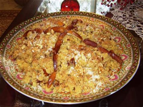 id馥 recette cuisine recette mahkouka dessert tunisien