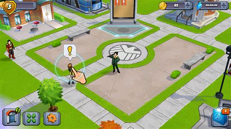 marvel avengers academy  money  android