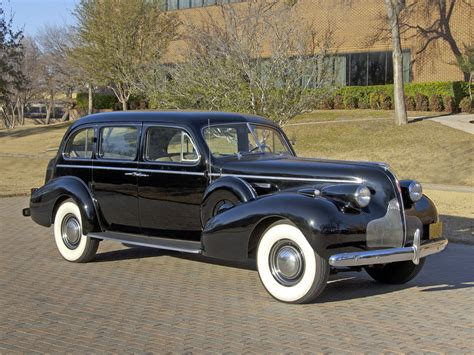 1939 Buick 90 Limited Related Infomationspecifications