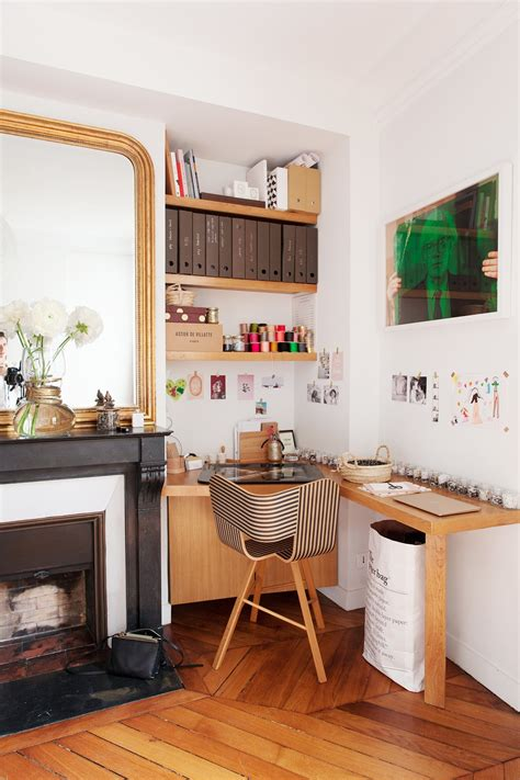 espace bureau dans salon s 39 improviser un coin bureau the socialite family