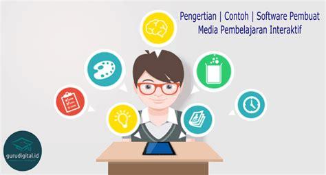 pengertian media pembelajaran interaktif inspirasi