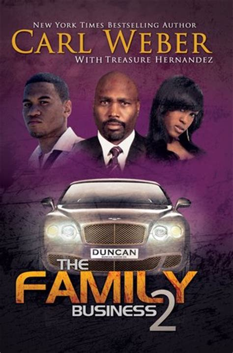 The Family Business 2 By Carl Weber — Reviews, Discussion