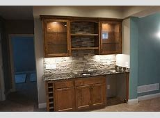 Wet Bars Cabinet Innovations