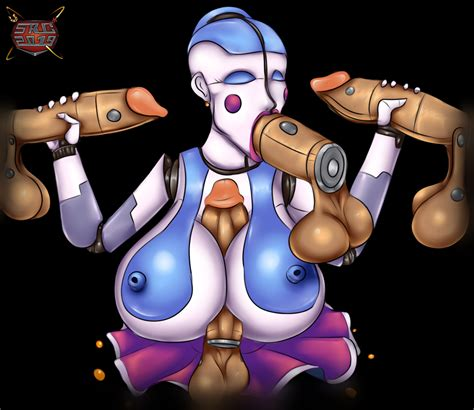 Rule 34 2019 Ballora Ballora Fnafsl Breasts Fellatio