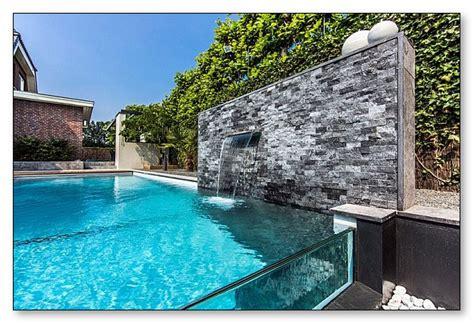 sketsa rumah minimalis  kolam renang