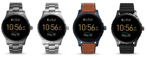 Fossil Q Marshal   Smartwatch.de