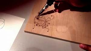 pyrography using a dremel 2000 versatip outlined of With how to burn small letters into wood