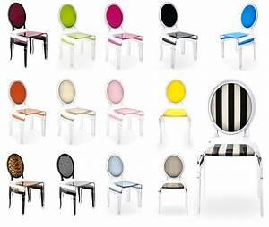 Chaise Plastique Transparente : chaise transparente sixteen en plexiglass ~ Melissatoandfro.com Idées de Décoration