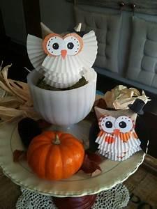 Bastelideen Für Halloween : basteln dekoration and deko on pinterest ~ Whattoseeinmadrid.com Haus und Dekorationen