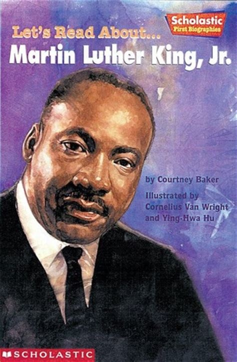 lets read  martin luther king jr  courtney