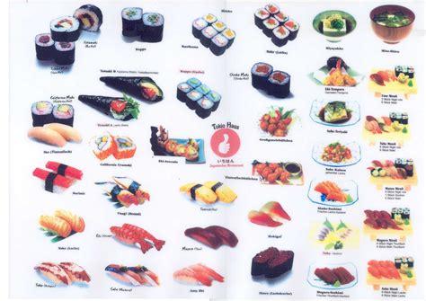 Sushi+rolls+pictures+and+names  Sushi Sushi Sushi