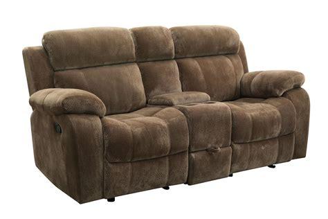 Recliners Loveseat by Coaster Myleene Motion Recliner Sofa Set