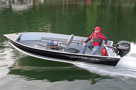 Lund Boats New by 2016 New Lund 1600 Fury Tiller Freshwater Fishing Boat For